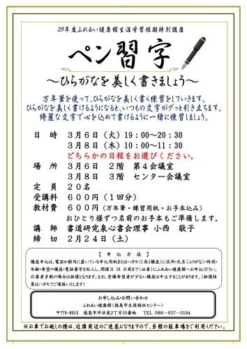 30.3.6-3.8ペン習字(1日講座)_01